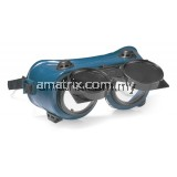 WG-225 Welding Goggle - Dual Lens
