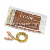 CONIE-8 Reusable Earplugs - Corded