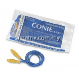 CONIE-3 Reusable Earplugs - Corded