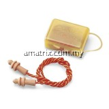 CONIE-6 Reusable Earplugs - Corded with case