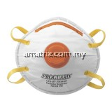 HY8810V/N95 Disposable Valve Particulate Respirator