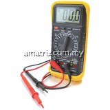 EDI5163000K Voltage max: 700V AC, 1000V DC.DIGITAL MULTIMETER