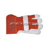 PG-20A/23A Superior Rigger Chrome Leather Gloves
