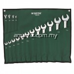 """16 Pc. SAE /AF Combination Wrench Set (1/4 - 1-1/4"""")"""