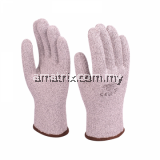 ST57110 HPPE Bare Gloves - Cut Resistant