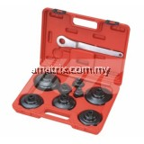 9PCS OIL FILTER SOCKET SET