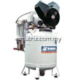 OilLess Air Compressor 2hp 8Bar 100L/min 50L