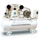 Oil Less Air Compressor 5HP, 8Bar, 485L/min