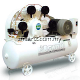 Swan Oil Less Air Compressor 15HP 8Bar 1320L/min 275kg SDU-415