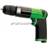 "Air Drill 3/8"", Reversible, 1800rpm"
