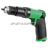 "Air Drill 3/8"", Reversible, 23000rpm"