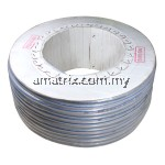 "10mm / 3/8"" HIGH QUALITY PVC BRAID HOSE  Length: 100M"