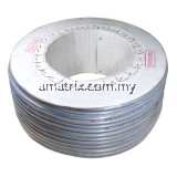"15mm / 5/8"" HIGH QUALITY PVC BRAID HOSE Length: 50M"