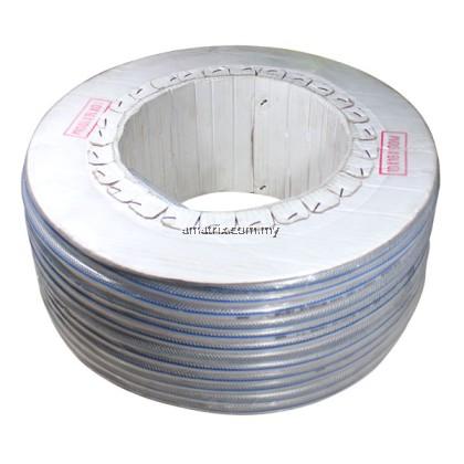 "15mm / 5/8"" HIGH QUALITY PVC BRAID HOSE Length: 50M"