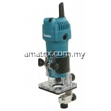 "Trimmer 6mm (1/4""), 530W, 30000rpm"