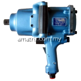 "Toku Air Impact Wrench 1"" 50-220kg.m Pin-Less Clutch.MI-5000P"