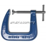 "Irwin Deep Throat G-Clamp 4""(100mm), Load:500kg"