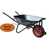 TAHAN TH-99A HEAVY DUTY WHEEL BARROW (PNEUMATIC WHEEL) WIDE BODY