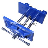 "8"" WOOD WORKING VISE Use for a firm hold on your metal fabricating or woodworking for cutting"