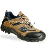 SAFETY JOGGER X2020P Safety Shoe Brown/Black Low Cut