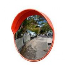 "24""/600MM POLY-CARBONATE OUTDOOR CONVEX MIRROR OCM-600"