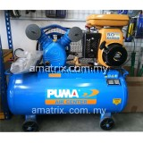 PUMA PK2090IS Gasoline-Air Compressor  5.0HP 300L/min 88liter
