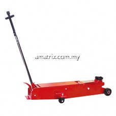 10Ton / 10,000kg Horizontal Hydraulic Long Floor Jack Max Height 570mm