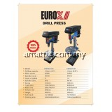 EURO X EMDB1300 13mm Drill Press