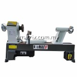 "JETMAC JMWL-1218 12""x 18"" Mini Wood Lathe Machine"