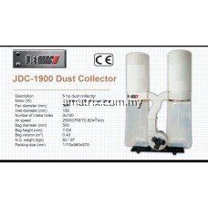 Jetmac JDC-1900 5.0HP 400V 50Hz 3Phase Dust Collector Machine