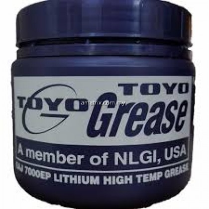 Toyo EAJ7000EP Lithium High Temp Grease 450gm