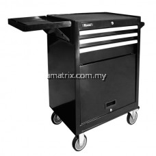3 DRAWERS TOOL CABINET with Side Tray (77-HT230A)