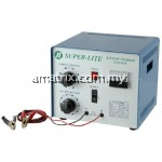 super lite Stm 9610 BATTERY CHARGER No of Battery:8 x 12v