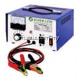 Super Lite STM2410 BATTERY CHARGER No of Battery:2 x 12v  Charging Current:Max 10A (Selectable)