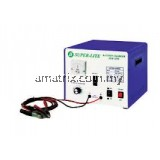 SUPER LITE STM-2420 BATTERY CHARGER No of Battery:2 x 12v Charging Current:Max 20A (Selectable)
