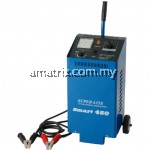 Super lite Smart450 Battery Charger / Engine Starter Cranking Voltage:12V ~ 24V Charging Current:1 ~ 60A (Adjustable)