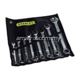 STANLEY 87-011 SLIMLINE 8PCS/SET COMBINATION WRENCH SET