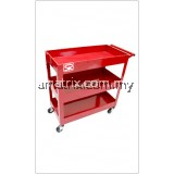 TOOL TROLLEY, 3 TRAYS (T-5003)Trolley measurement:740(L)x370(W)x780(H)