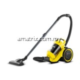 Karcher VC3 Multi-Cyclone Vacuum Cleaner- HEPA 12 (1300W)