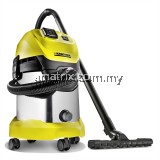 Karcher WD3 Premium Wet & Dry Multipurpose Vacuum Cleaner (1000W/20L)