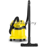 Karcher WD2 Wet & Dry Multipurpose Vacuum Cleaner (1000W/12L)