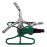 "3-ARM SPRINKLER Length: 4.1/2"", OD: 3/4"",60500 Chrome plated brass arms"