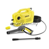 Karcher K2 Classic High Pressure Washer Cleaner (1400W/110 Bar)