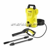 Karcher K2 Compact High Pressure Washer Cleaner (1400W/110 Bar)