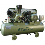 Hitachi Bebicon Air Compressor 10HP, 8Bar, 278kg 7.5OP-9.5G5A