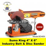 "4"" X 6"" Heavy Duty Industry Belt & Disc Sander BD46N"