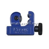 MINI TUBE CUTTER Capacity 3-22mm Cuts copper, brass, aluminum, mild steel and plastic tube
