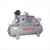 Hitachi Bebicon Oil Flooded Air Compressors Horizontal Pressure-switch Type,0.75P-9.5VS5A (1hp)