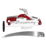 3-PULLEY WHEEL POLE TREE PRUNER(81-TB301)