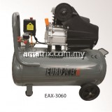 EAX-3060 3hp 60L Air Compressor